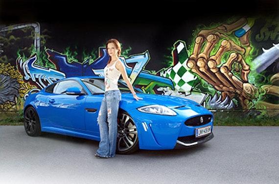 Jaguar XKR-S fahren in der Steiermark (1 Tag)