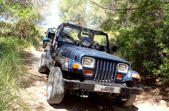 Jeep-Safari auf Mallorca