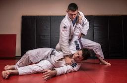 Brazilian Jiu-Jitsu für Einsteiger in Wels