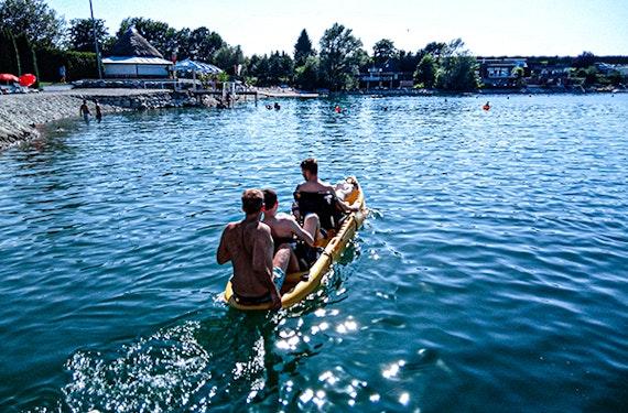 Junggesellenabschied mit Funsport Graz