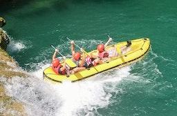 Kajak fahren in Kroatien