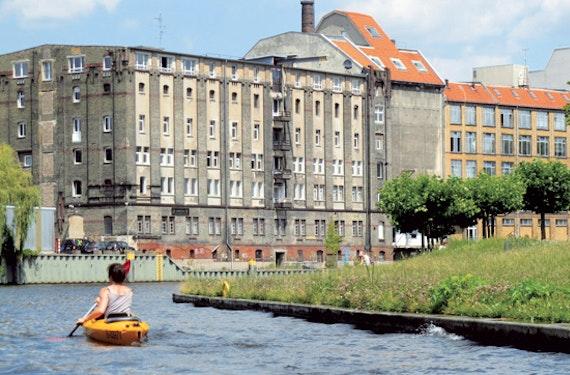 Kajak-Tour in Berlin für 2