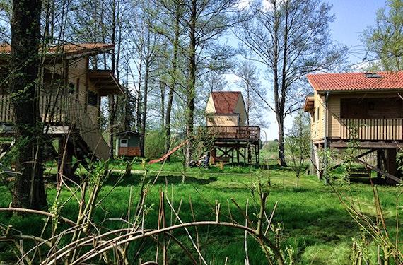 Baumhaus Übernachtung Kammeltal für 2 (3 Tage)