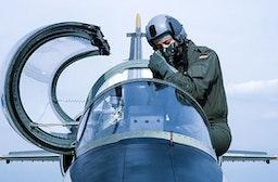 Kampfjet Flugsimulator Raum Mainz