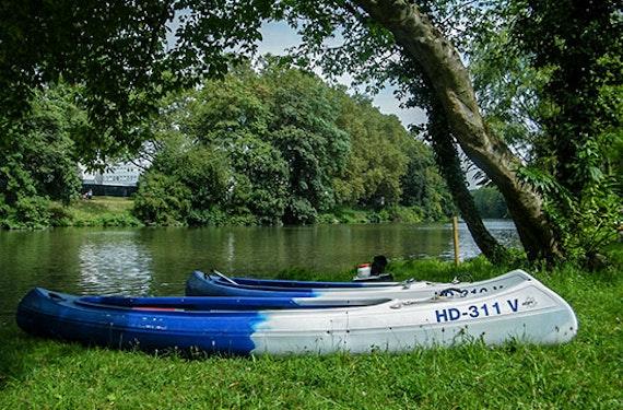 Kanu-Tour für bis zu 3 Personen Raum Heilbronn