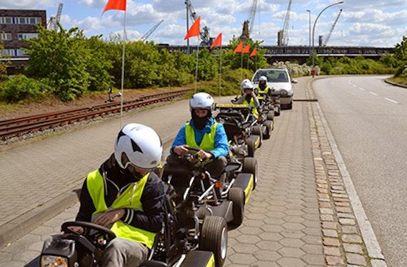 Überland Kart-Tour Raum Hamburg