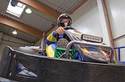 E-Kart Challenge in Würzburg für 5
