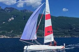 Katamaran Tour Brenzone sul Garda für 2