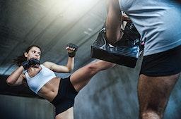 Kickbox Training in München (75 Min.)