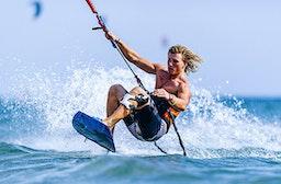 Aktiv-Wochenende mit Kitesurfen am Gardasee