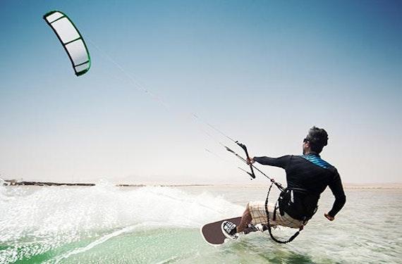 Kitesurf Einsteigerkurs auf Fehmarn