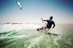 Kitesurf-Kurs in Portugal