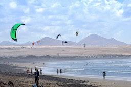 Kitesurf-Urlaub auf Lanzarote (8 Tage)
