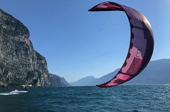 Kitesurfen am Gardasee (2 Tage)
