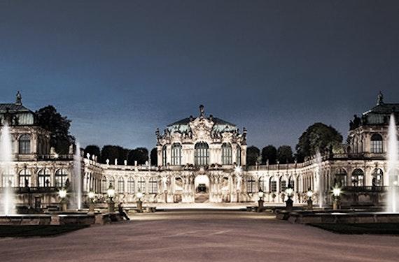 Konzert-Dinner in Dresden für 2