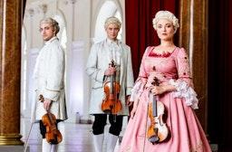 Klassisches Konzert im Schloss in Berlin
