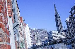 Stadtführung in Hamburg (2,5 Stunden)