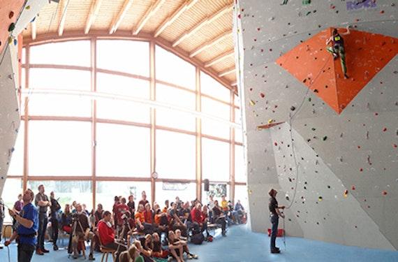Kletterkurs für Anfänger Raum Schärding