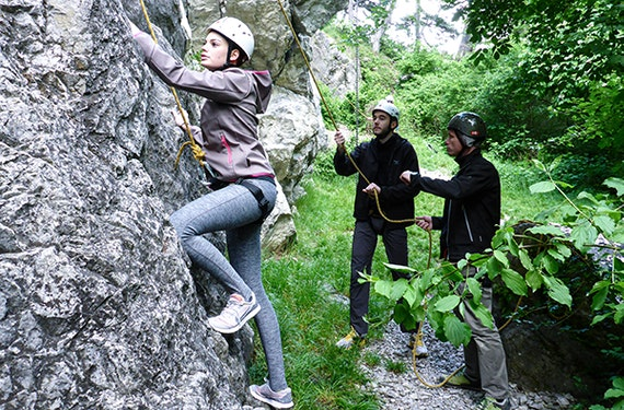 Kletterkurs Wien für 2