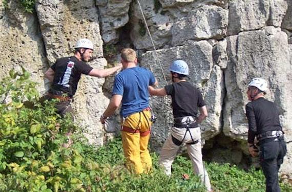 Schnupper-Kletterkurs