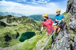 Klettersteig-Abenteuer im Montafon