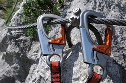 Klettersteig-Tour in der Kleingruppe