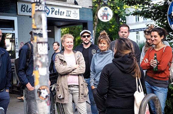 Stadtführung St. Pauli mit Bierverkostung