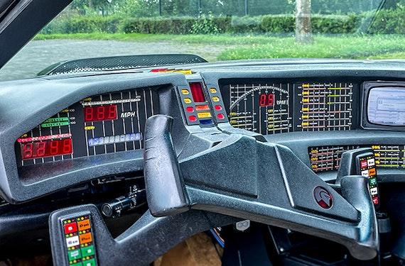 Knight Rider KITT fahren in Würselen (4 Std.)