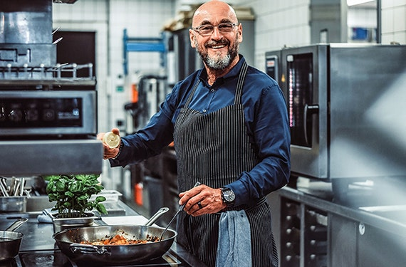 Kochen mit Jochen Schweizer