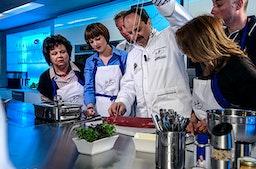 Kochkurs mit Sternekoch Johann Lafer in Guldental