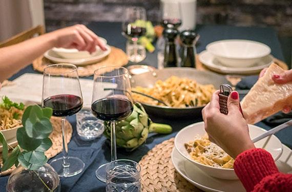 Pasta Kochkurs mit Weinverkostung in Bern