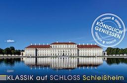 Konzert-Dinner im Schloss Schleißheim für 2