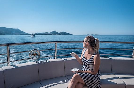 Kreuzfahrt Kroatien für 2 (7 Nächte)