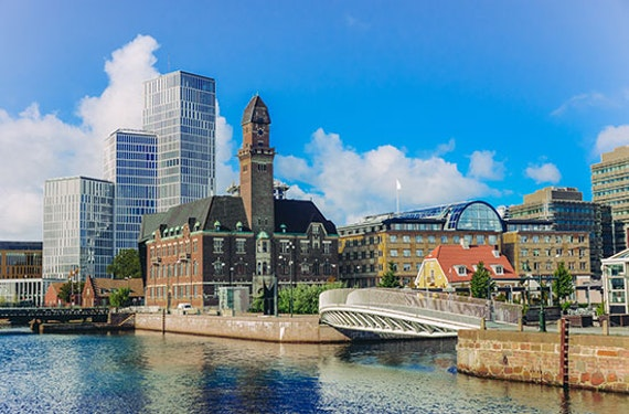 Kurztrip Malmö & Kopenhagen mit Mini Kreuzfahrt für 2