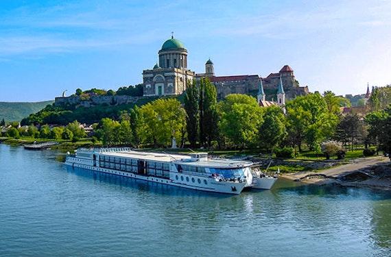 Donau-Kreuzfahrt Wien-Budapest für 2
