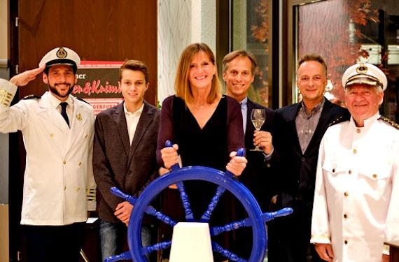 Krimi, Dinner & Theater auf dem Schiff in Kärnten