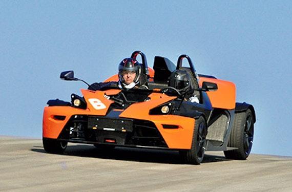 KTM X-Bow Sommercup Schnupper-Training