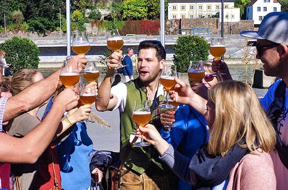 Kulinarische Stadtführung durch Passau