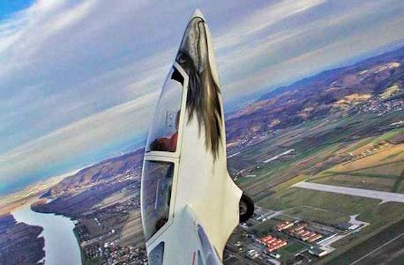 Segelkunstflug in Österreich