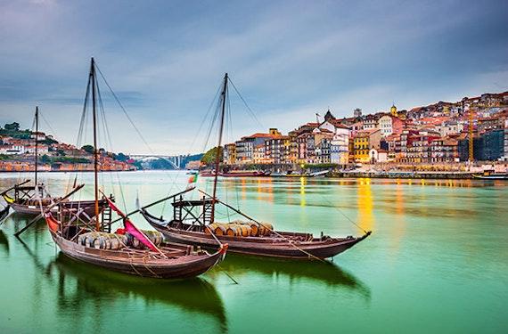 Kurztrip Porto mit Stadt-Tour für 2 (4 Tage)