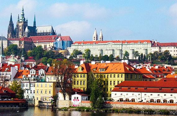 Städtetrip Prag mit Prager Burg für 2 (3 Tage)
