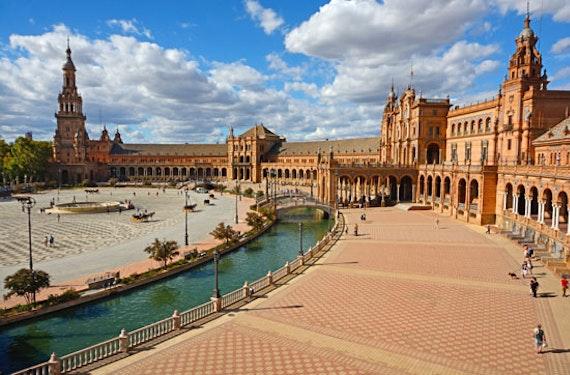 Kurztrip Sevilla