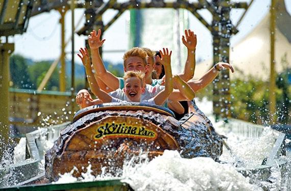Familien-Kurzurlaub Skyline Park für 2 (2 Tage)