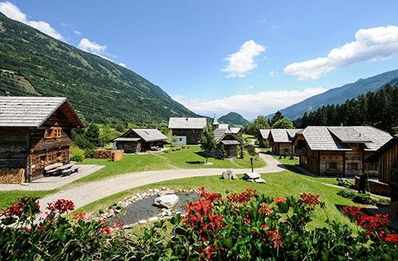 Kurzurlaub in der Almhütte in Kärnten für 2