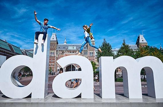 Erlebnis-Kurzurlaub in Amsterdam für 2