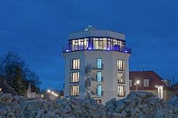 Hotel im Bunker München für 2 (1 Nacht)