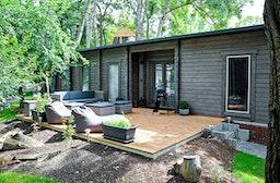 Nature Lodge-Kurzurlaub in Bitterfeld-Wolfen für 4