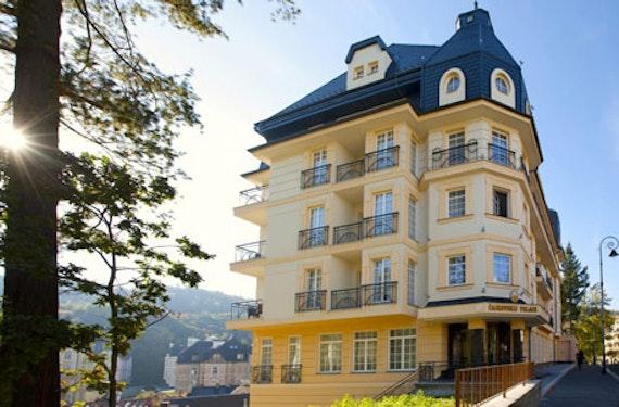 Wellness-Urlaub in Karlsbad für 2