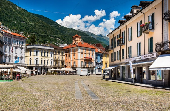 Kurzurlaub am Lago Maggiore für 2