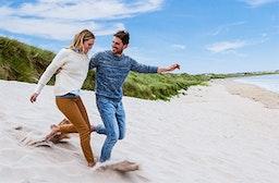 Kurzurlaub auf Insel Langeoog für 2